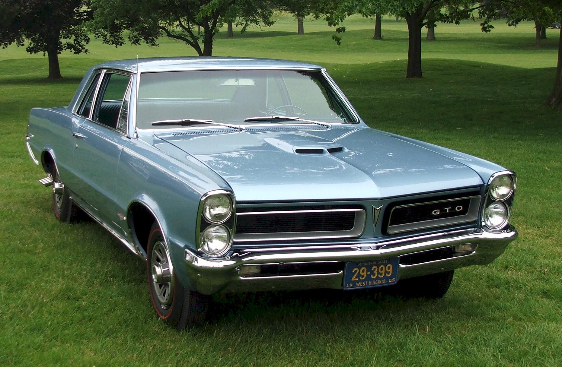 Fred Wrenn's 1965 GTO