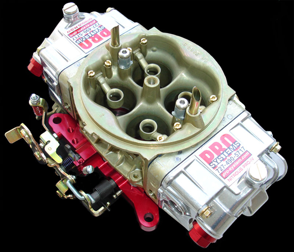 Pro Systems 4150 Style Carb