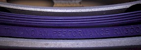 TIP-RM300 logo on seal - clearly defined sealing lip