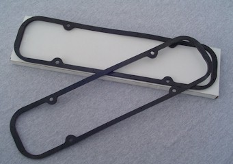 Rubber Steel Core Pontiac Valve Cover Gaskets .3125 thick