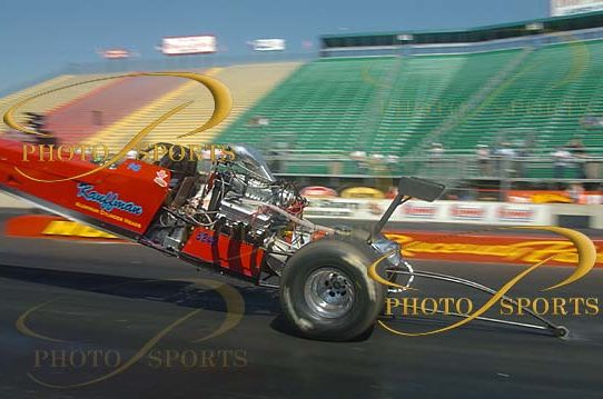 Jeff Kauffman's Blown Alky Digger